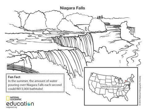 niagara falls  freezes  nat geo education blog