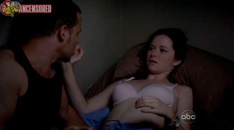 Sarah Drew Nue Dans Greys Anatomy