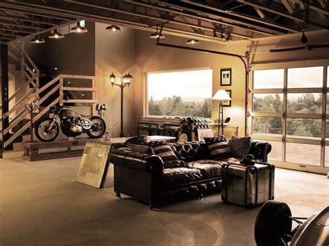 Garage Plus Cave by Motorcycle Garages Should Be Caves Purpose Cave