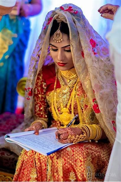 Muslim Rituals Ceremony Bride Ceremonies Traditions Signs