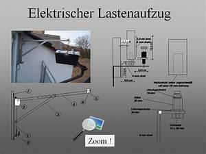 Lastenaufzug Selber Bauen : bauplan lastenaufzug ~ Buech-reservation.com Haus und Dekorationen