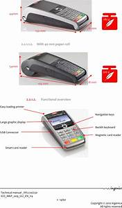 Ingenico Iwl2xxwbcl Wifi  Bluetooth And Contactless Point