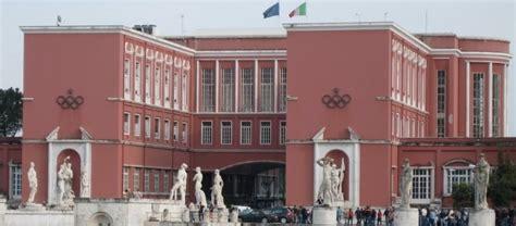 Sede Coni Roma Il Bologna Ha Ricevuto A Roma Il Collare D Oro Al Merito