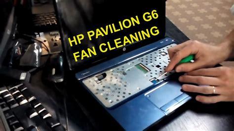 hp laptop fan not working hp pavilion g6 fan cleaning youtube