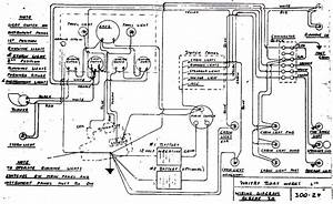 Pontoon Boat Instrument Panel Wiring Diagrams