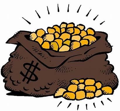 Gold Rush Clipart Bag Clip Boy Rust