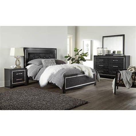 signature design  ashley kaydell  piece king bedroom set