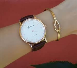 Bracelet Tendance Du Moment : montre femme tendance l 39 atelier trendy ~ Dode.kayakingforconservation.com Idées de Décoration