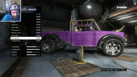 worlds best truck gta 5 best truck ever part 29 gta v walk through