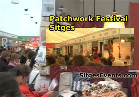 sitges international patchwork festival