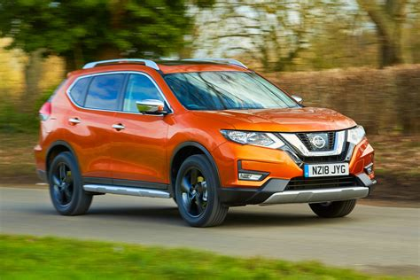 Nissan X Trail Photo by Nissan X Trail Platinum Edition Suv Revealed Auto Express
