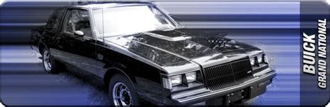 Buick Grand National Performance Parts by Buick Grand National Parts And Accessories Portal