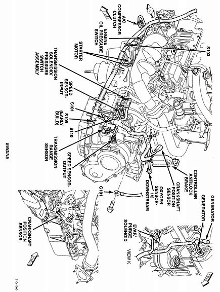 2004 Chrysler Pacifica Transmission Diagram by Chrysler Pacifica I Found That When It Doesnt Start There