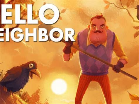hello neighbor demo only