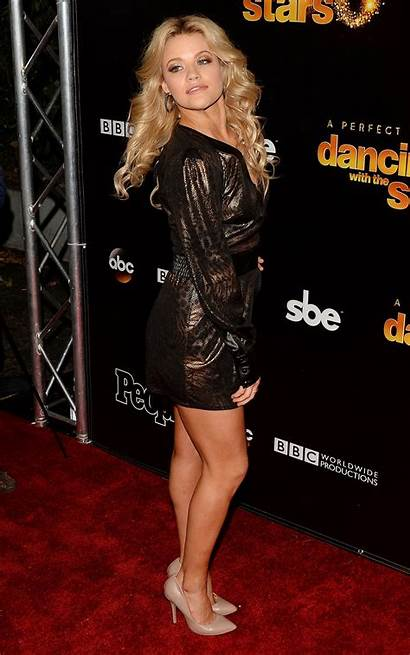 Witney Carson Dancing Stars Hollywood 10th Anniversary