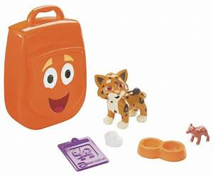 Fisher-Price Go Diego Go My Talking Rescue Pack | Toy in ...