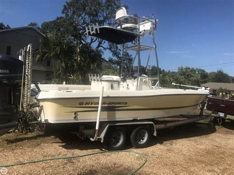 Used Hydra Sport Bay Boats For Sale by Used Hydra Sports Boats For Sale Page 10 Of 13 Boats