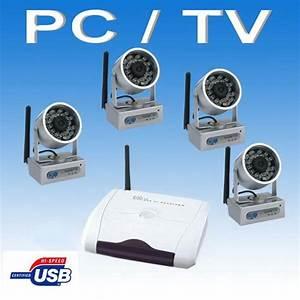 Camera Surveillance Exterieur Sans Fil Autonome : quelques liens utiles ~ Dallasstarsshop.com Idées de Décoration