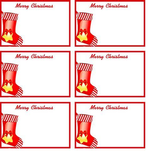 free christmas name tags template 1 free holiday
