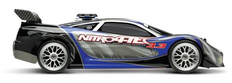 traxxas 4 tec 3 3 4wd 1 10 nitro rc touring car