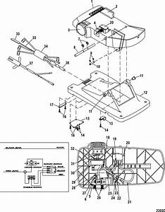 Foot Pedal Assembly M899720t For Motorguide Motorguide Pro And Tracker Series