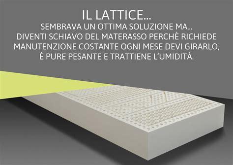 Meglio Materasso A Molle O Lattice materassi meglio a molle o lattice