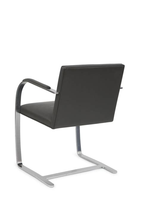 eight mies der rohe knoll brno dining chairs for sale