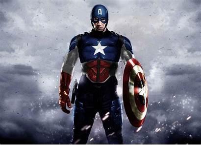 Captain America Wallpapers Desktop Soldier Marvel Winter