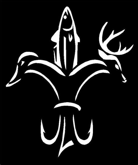 Sportsman Boats Decal by And Fishing Decals