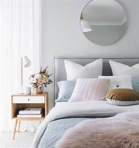 deco chambre adulte pastel With chambre bébé design avec fleur de bach sommeil