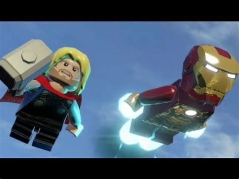 That Sinking Feeling Lego Marvel Xbox by Lego Marvel Heroes 100 Walkthrough Part 10 That