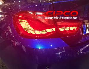 2018 Bmw M4 Cs Tail Light  Tail Lamp