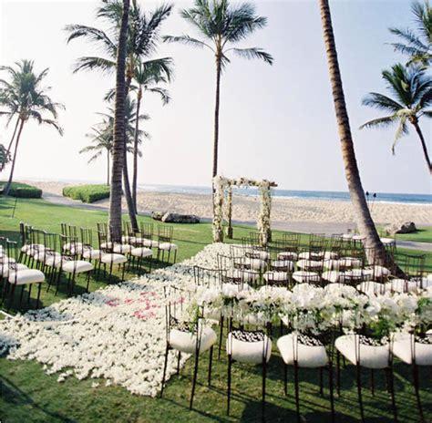 chic beach wedding ceremony ideas modwedding
