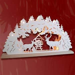 Dekorationen Aus Holz : stimmungsvolle dekorationen aus holz lichterbogen krippe ~ Yasmunasinghe.com Haus und Dekorationen