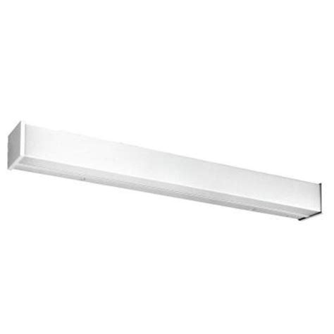 lithonia lighting 4 ft 2 light wall or ceiling mount