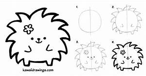 How to Draw Kawaii Animals: Easy Step-by-step Tutorials