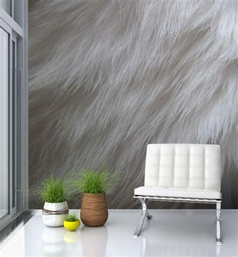 Fur Wallpaper For Bedrooms by Purple Fur Wallpaper Wallpapersafari