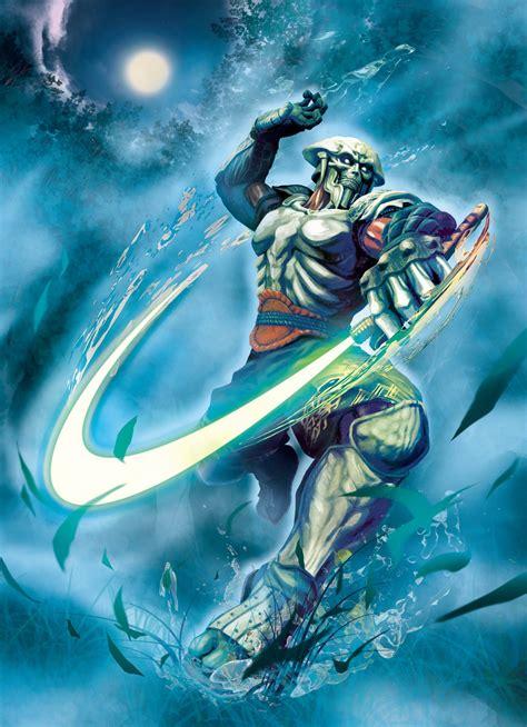 Yoshimitsu Street Fighter X Tekken Wiki Fandom Powered