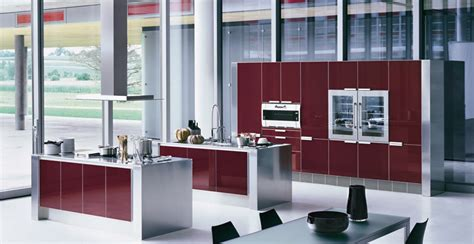 More Kitchens From Sports Car Makers by Kitchens From German Maker Poggenpohl