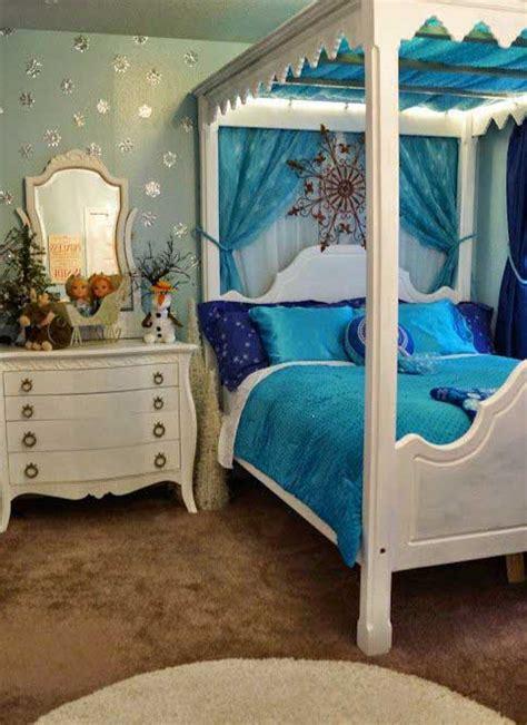 cute frozen themed room decor ideas  kids  love