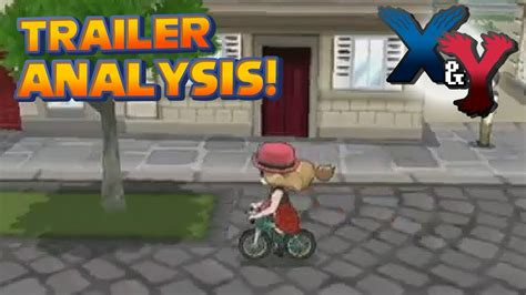 Pokémon X And Y  New Pokémon Orotto And Bicycle Returns