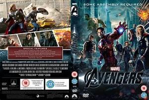 Avengers DVD Cover by MrPacinoHead on DeviantArt