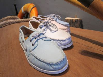 Caribbean Soul Boat Shoes by April 2011