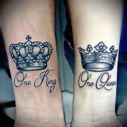 beautiful wedding rings 40 king tattoos that will instantly make your relationship official tattooblend