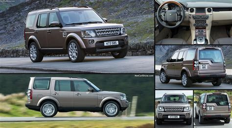 land rover discovery  pictures information specs