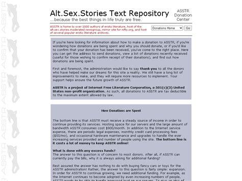 Altsexstories Text Repository Asstr Donation Center