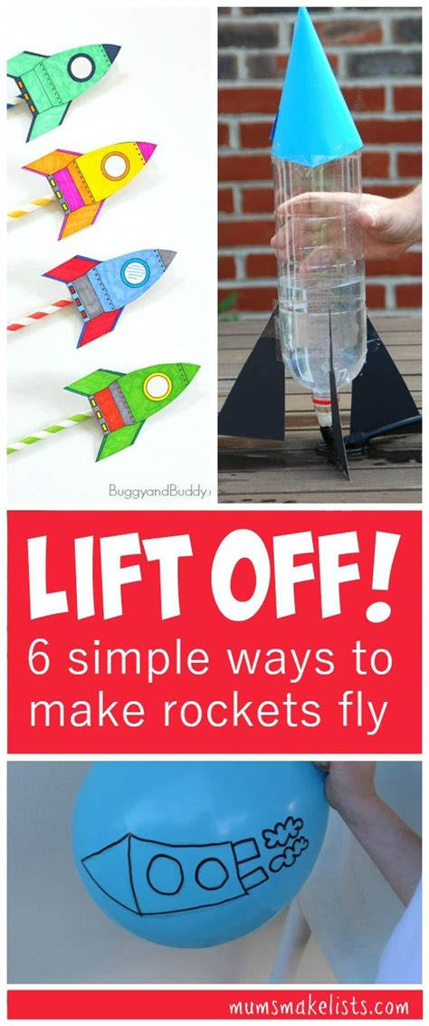 best 20 rockets ideas on 571 | 4dd3c21de21a3e31c0416d1398ae1811 preschool rocket rocket craft