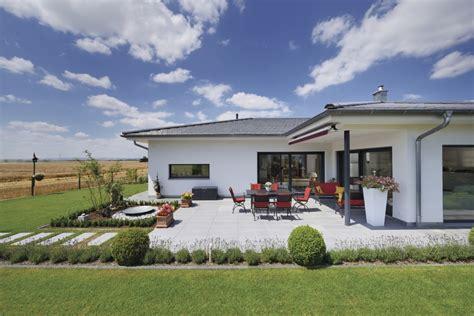 Weber Fertighaus Bungalow by Bungalow In Zeitlosem Design Weberhaus Hausbaudirekt