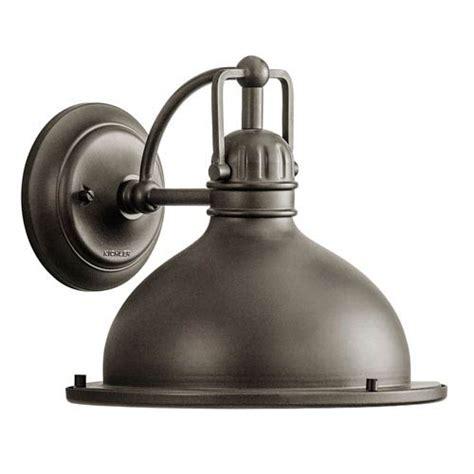 kichler hatteras bay olde bronze one light extra large