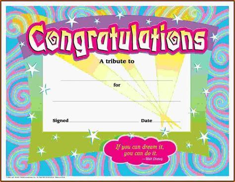 congratulations certificate templates congratulations certificate templates template update234